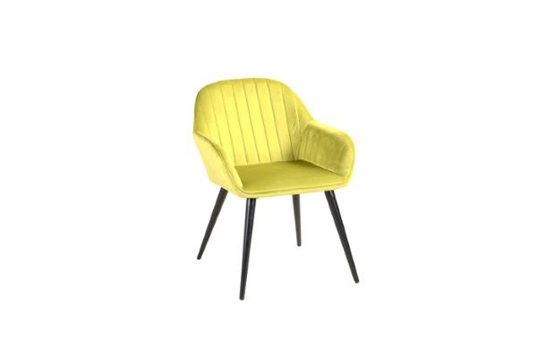 Кресло Кристи оливковое купить в салоне-студии мебели Барселона mnogospalen.ru много спален мебель Италии классические современные