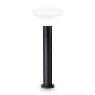 Уличный светильник SOUND PT1 NERO Ideal Lux купить в салоне-студии мебели Барселона mnogospalen.ru много спален мебель Италии классические современные