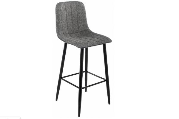 Барный стул Marvin grey купить в салоне-студии мебели Барселона mnogospalen.ru много спален мебель Италии классические современные