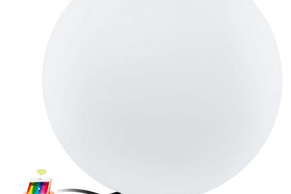 98107 Улич светод. светильник напольный MONTEROLO-С умный свет, 1х9W(E27), ?500, IP65, кабель 2000mm купить в салоне-студии мебели Барселона mnogospalen.ru много спален мебель Италии классические современные