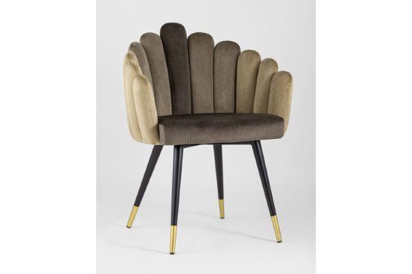 Кресло Камелия шоколад купить в салоне-студии мебели Барселона mnogospalen.ru много спален мебель Италии классические современные