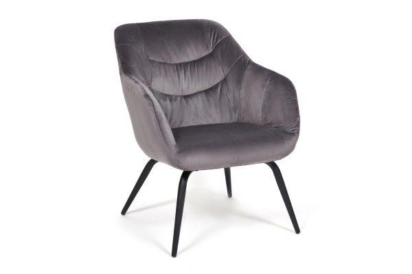 Кресло «Dreifus» (mod. DM4284) (серый) купить в салоне-студии мебели Барселона mnogospalen.ru много спален мебель Италии классические современные